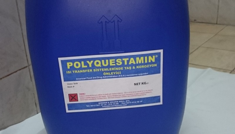 polyquestamin